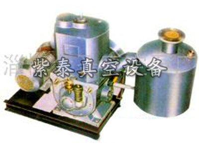 X系列单级旋片真空泵