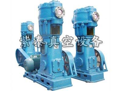 WL、2WL系列立式往复式真空泵