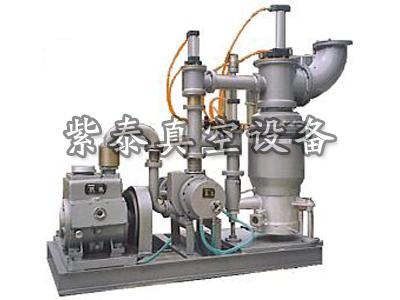 高真空油扩散泵机组